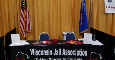 Wisconsin Corrections Associations and Jail Administrator's Conference